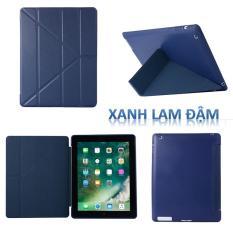 Bao da iPad Air, iPad Air2, iPad 2017 Smart Case khay dẻo silicone