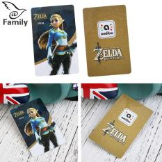 Big Family:Zelda Amiibo NFC Tag Card Gift Legend of Zelda Breath of the Wild For NS – intl