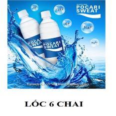 Lốc 6 chai nước bù ion pocari sweat 350ml 13×19.5×17 / lốc6 / lỏng, hàng chuẩn, cực rẻ luôn, cucreluon