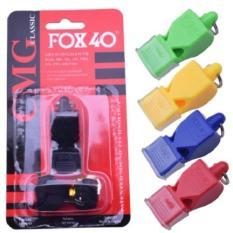 Còi trọng tài Fox 40 Classic (màu sắc giao ngẫu nhiên)