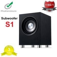 Loa Sub điện siêu trầm S1 – Dùng kèm với Soundbar TVS A3