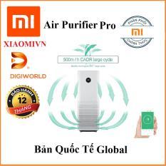 Máy lọc không khí công nghệ CADR 500m3/h Xiaomi Mi Air Purifier Pro – Hãng phân phối chính thức