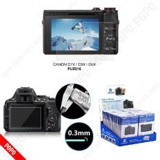 Miếng dán màn hình máy ảnh cường lực Canon G7 X Mark II