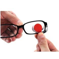 Siêu giá mùa hè Dụng cụ lau mắt kính nhỏ gọn, tiện lợi ( màu ngẫu nhiên) tốt