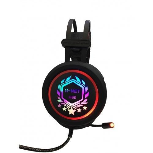 Tai nghe game thủ G-net H99 không rung (đen)
