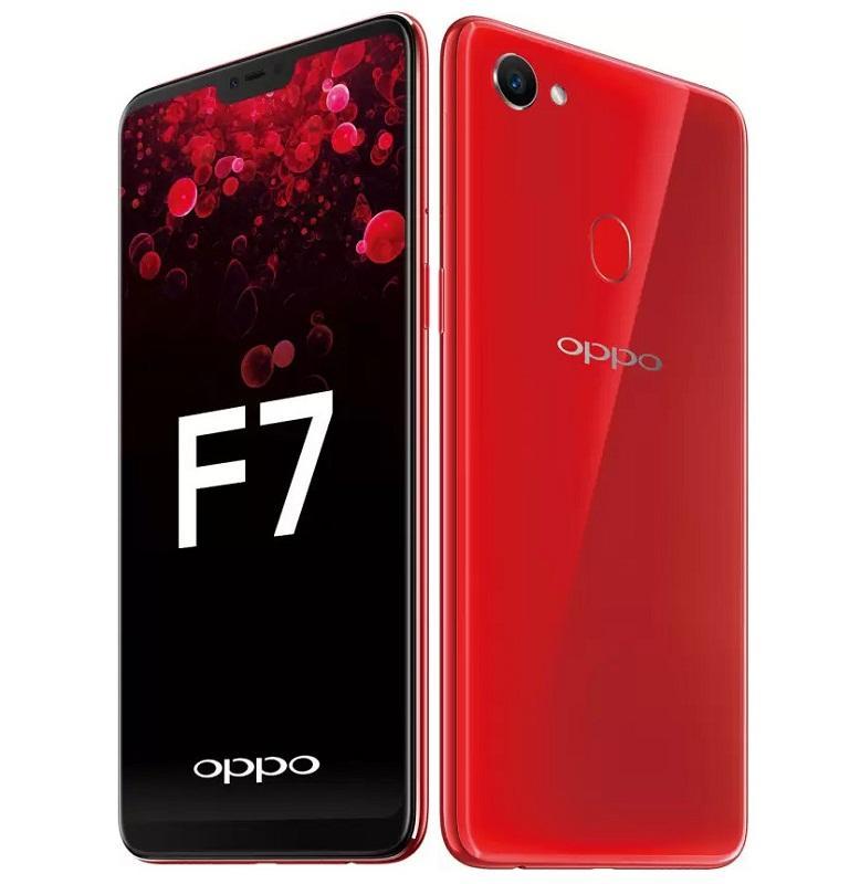 OPPO F7 64GB (Đỏ)