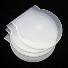 Bộ 10 hộp đựng đĩa trắng 1 hộp đựng 1 cái đĩa cd trắng dvd trắng