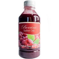 Sinh tố Berrino Phúc bồn tử (Berrino Raspberry Crush) 1L