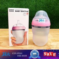 Bình sữa Comotomo cho bé siêu mềm 250ml – GDBEO54