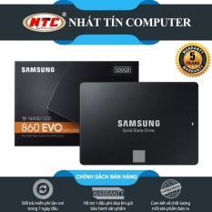 Ổ cứng SSD Samsung 860 Evo 500GB 2.5-Inch SATA III (Đen) – Nhất Tín Computer