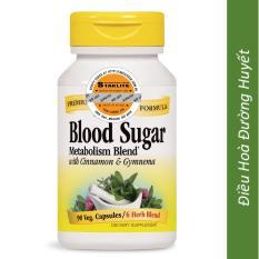 Điều Hoà Đường Huyết Nature's Way Blood Sugar, 90 viên