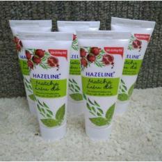 Combo 20 tuýt sữa dưỡng thể Hazeline 15g + Tặng 1 ví cầm tay xinh xắn
