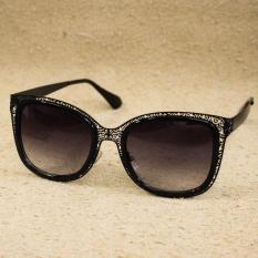 Kính Mát Nữ Mắt Mèo Chống UV400, Chống Chói – MK887 (Đen)