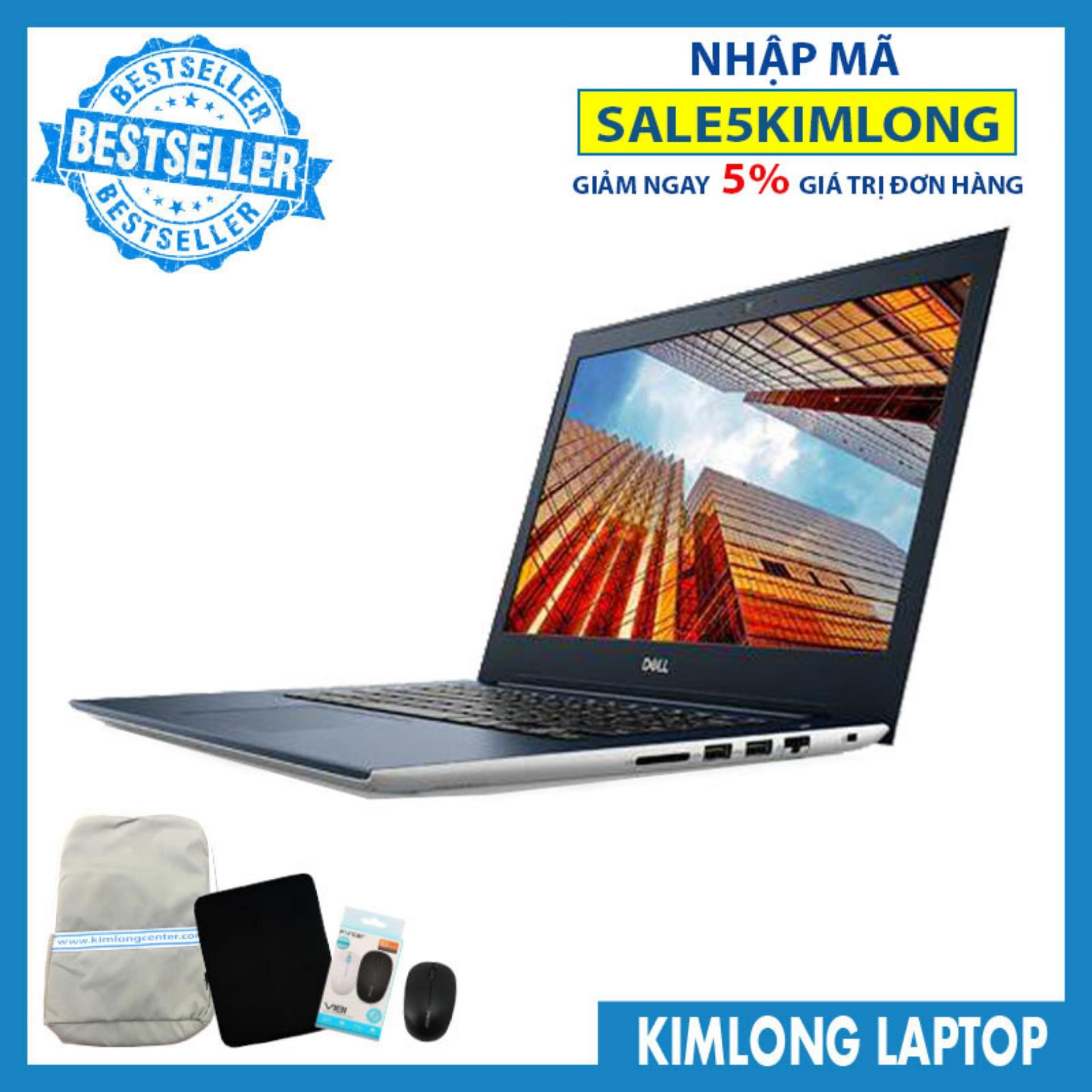 So sánh giá Laptop Dell Vostro V5471 : i7-8550U 8GB RAM 128GB SSD + 1TB HDD AMD Radeon® 530 4GB + Intel UHD Graphics 620 14″ FHD IPS Finger Print Free Dos-KimLongLaptop Tại KimLong Laptop