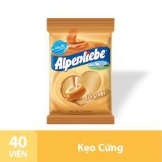 Kẹo Sữa Caramen Alpenliebe Gói 40 Viên