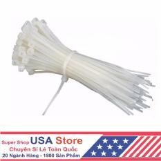 Bộ 500 Dây Rút Nhựa Khóa Siêu Chắc (Chọn Size) US04159