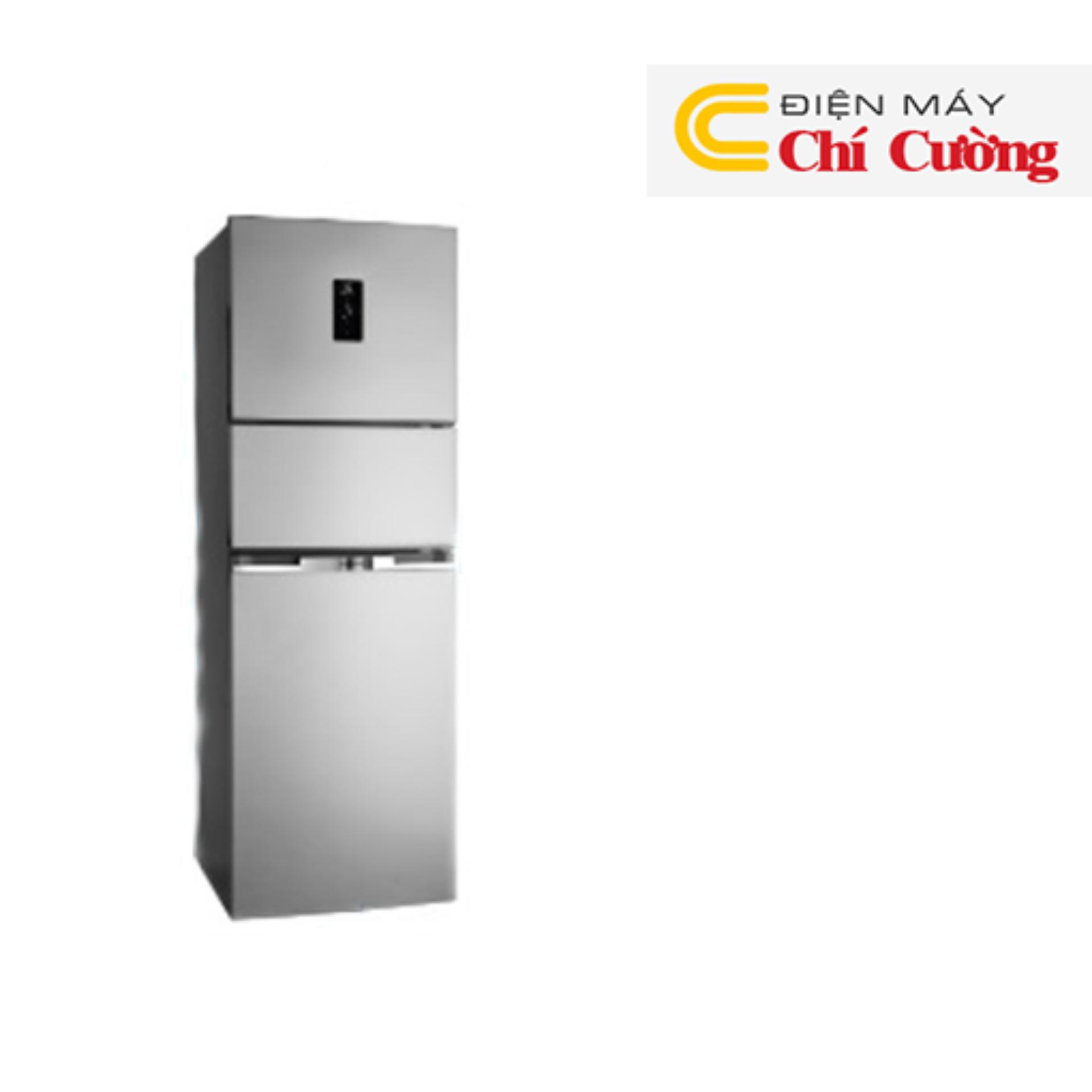 Tủ lạnh 3 cửa Electrolux Inverter EME3500MG 364 Lít