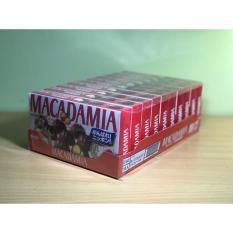Socola Meiji-Macadamia Chocolate