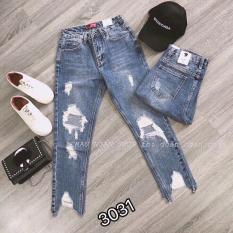 Quần Jean Nữ Skinny Cao Cấp Lưng Cao – AAA JEANS