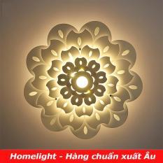 Đèn ốp trần Led hoa đá HOMELIGHT – OP3M06 (3 màu)