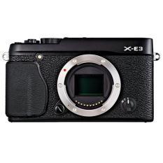 Máy ảnh không gương lật Fujifilm X-E3 (body) – Tặng thẻ nhớ 32Gb, Túi Fujifilm