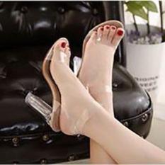 Giày cao gót 9 phân quai trong LT