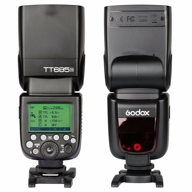 Flash Godox TT685N for Nikon