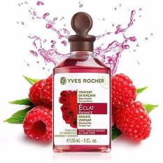 Giấm Xả Tóc Yves Rocher Brillance Shine Rinsing Raspberry Vinegar 150ml