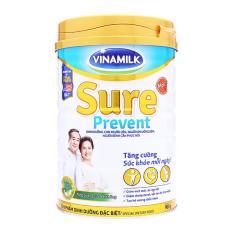 Sữa Vinamilk Sure Prevent dành cho người lớn 900G