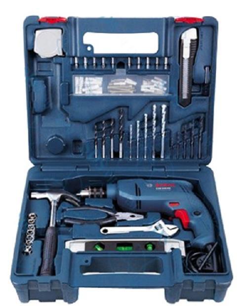 Bộ máy khoan động lực GSB 550 Set (Bộ phụ kiện 100 chi tiết)