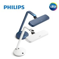 Đèn bàn Philips LED EyeCare Strider 66111