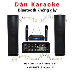 Dàn âm thanh Audio Megabass Siêu đại kết nối Bluetooth với Smart TV