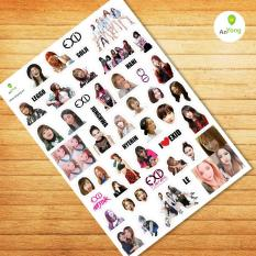 Hình dán Sticker EXID