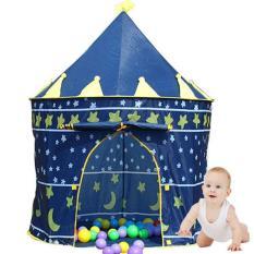 lều lâu đài cho công chúa hoàng tử nhỏ