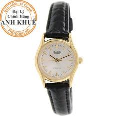 Đồng hồ nữ dây da Casio Anh Khuê LTP-1094Q-7ARDF