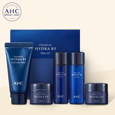 Bộ sản phẩm AHC Premium Hydra B5 Trial Kit 5 sản phẩm