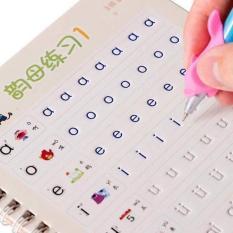 Bộ 3 vở tập tô tập viết tự xóa kèm 3 bút cho bé