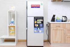 Giá sốc Tủ lạnh Hitachi 203 lít R-H200PGV4 Tại MỎ VÀNG HCM