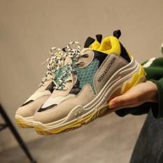 Giày Sneaker Thể Thao Nữ Mẫu Mới Siêu Hot YAMET G5-39GY