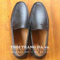 Giày lười nam da thật GLMMLZ123 (Đen) cung cấp bởi THỜI TRANG DA