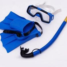 Kit Kính Bơi Kèm Ống Thở Và Chân Nhái Trẻ Em US04710 (Màu Sắc Ngẫu Nhiên)