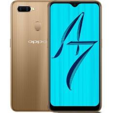 Điện thoại Oppo A7 – Hàng phân phối chính thức
