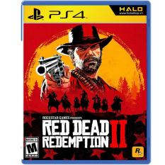 Đĩa Game PS4 Red Dead Redemption 2 – Phiên Bản ASIA