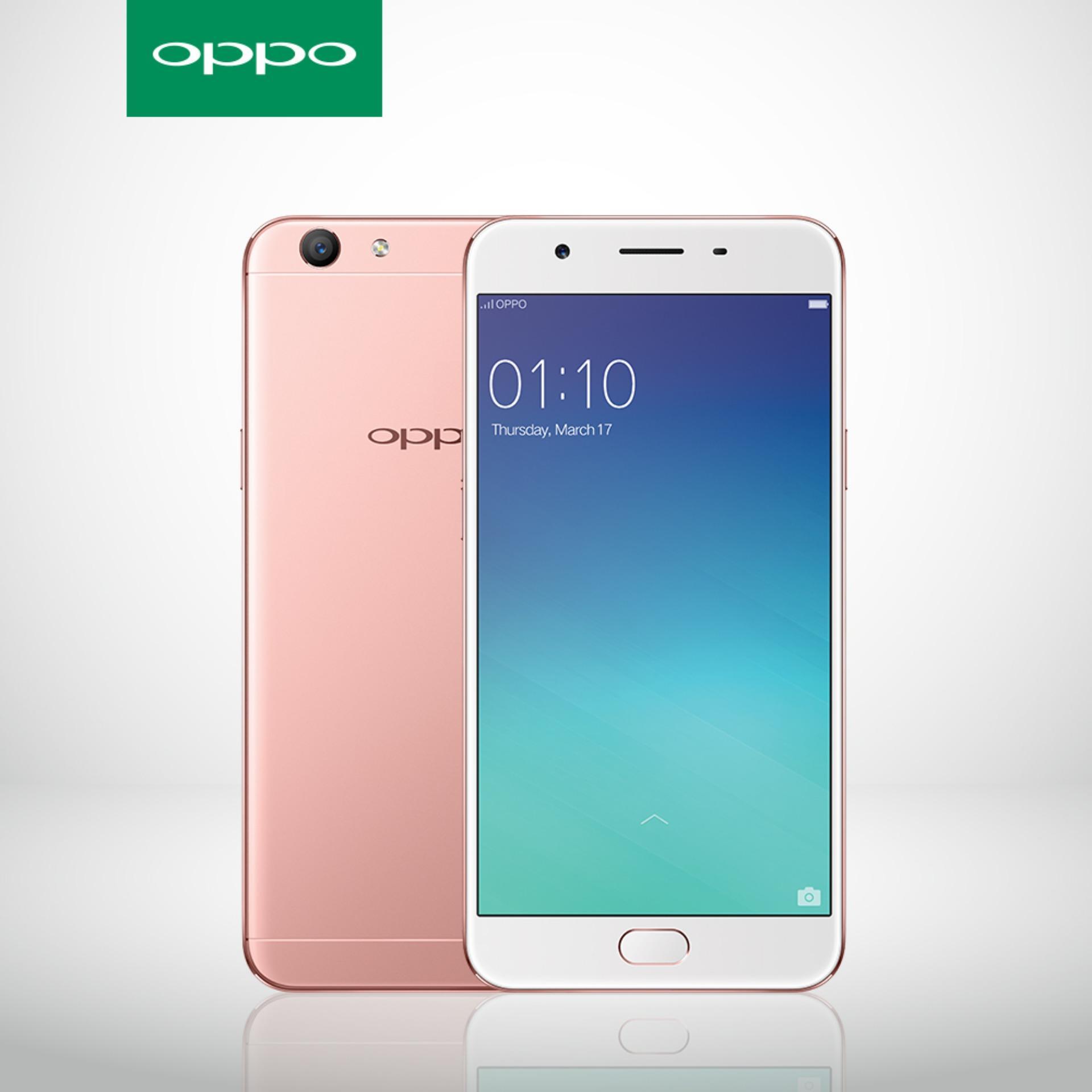 Mua OPPO F1s (2017) 64GB – Hãng phân phối chính thức Tại OPPO