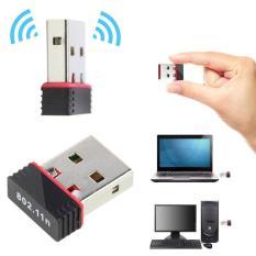 USB Wireless 802-11N thu sóng wifi