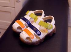 Dép sandal rọ bé trai 1-3 tuổi có đèn