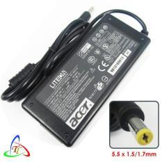Sạc Acerr 19V-3.42A + Tặng dây nguồn laptop