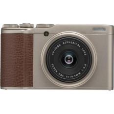 Máy ảnh Fujifilm XF10 (Vàng) – Tặng thẻ 16GB, túi Fujifilm, gậy Yunteng 1288 – Hãng phân phối chính thức