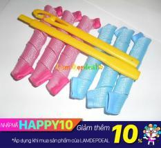 Bộ tạo kiểu tóc xoăn 18 ống Curlformer dài 15cm