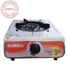 Bếp gas 1 lò Namilux NA-300ASM (Trắng)